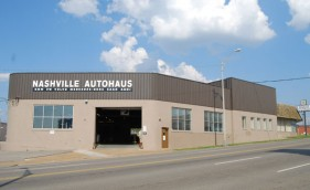 Industrial carter group llc nashville tn for Franklin motor company nashville tn